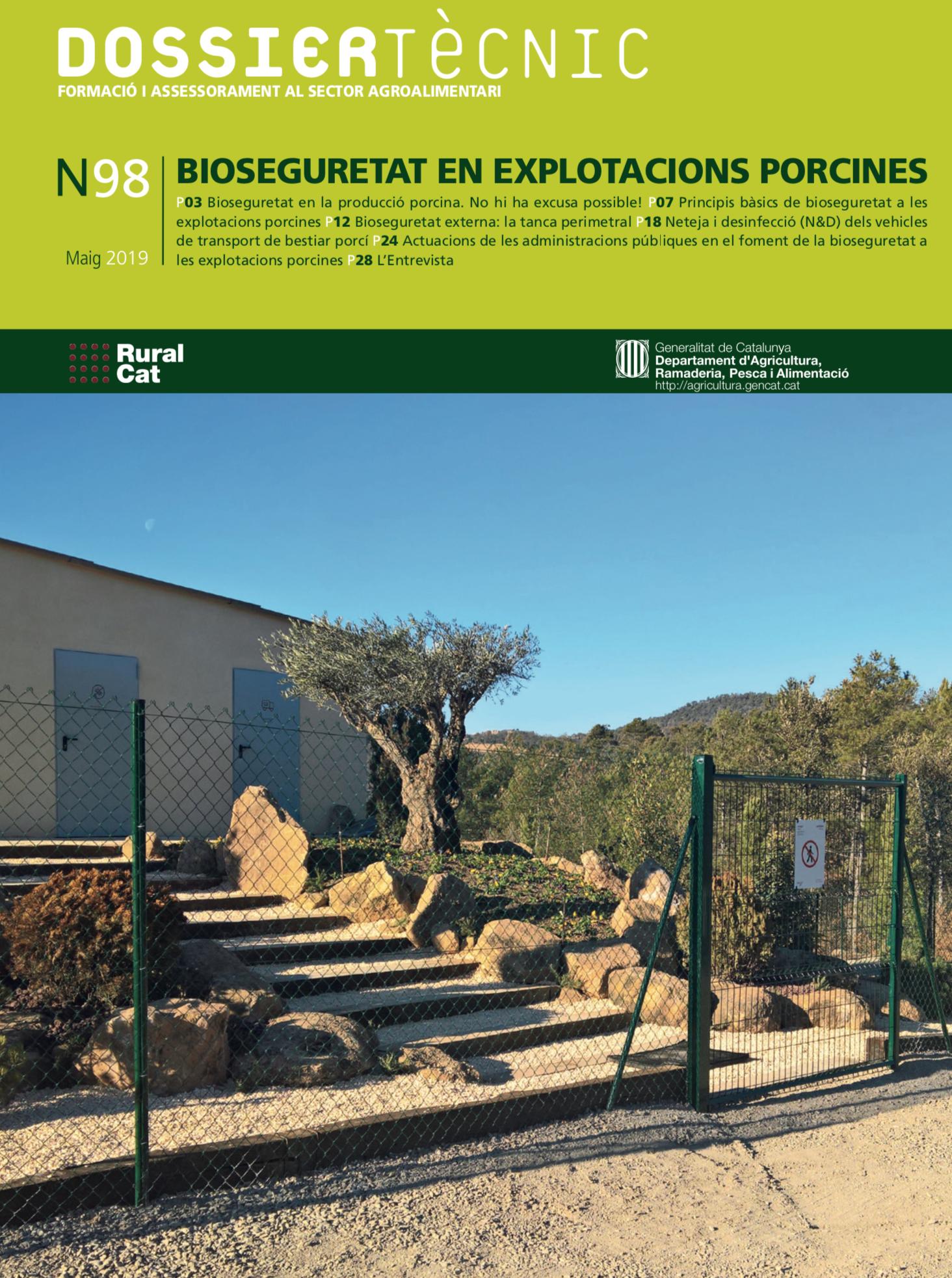 Sergal - Bioseguridad - Ruralcat
